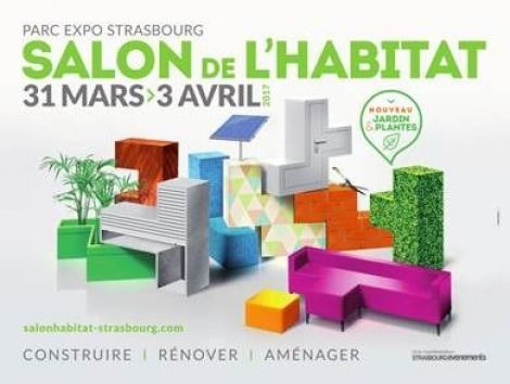 Mars 2017 blog murprotec for Salon de l habitat rennes