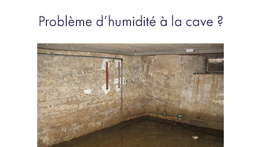 humidite cave beautiful cuveler une cave with humidite. Black Bedroom Furniture Sets. Home Design Ideas
